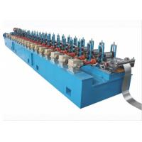 Buy cheap 10-15m / Min Octagon Pipe Roll Forming Machine For Rolling Shutter Axes product