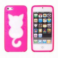 Buy cheap Matte Hook Pattern PC + TPU Protective Case for iPhone 5 from wholesalers