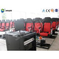 Buy cheap 5D Movie Theater 5D Cinema System With 5D Movie / Speaker 2 Years Warranty from wholesalers