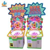 Buy cheap Musicial Candy Grabber Claw Machine /  Colorful Sweet Prize Vending Machine from wholesalers