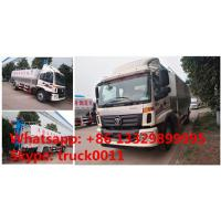Buy cheap 2018s total new FOTON Aumark 12m3 electronic discharging feed truck for sale, livestock farm-oriented animal feed truck from wholesalers