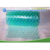 Buy cheap Polyethylene Foam Plastic Packaging Bubble Wrap Green Against Goods Damage from wholesalers