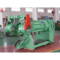 Buy cheap Hardened gear box Strainer Extruder Rubber Processing Machine , Filter Making Machines from wholesalers