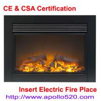 fireplace inserts electric quality fireplace inserts