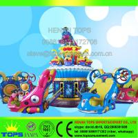 Buy cheap HENAN TOPS Kid Amusement rides for sale Avatar blue star rides from wholesalers