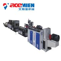 Buy cheap 200mm 300mm PVC Ceiling Panel Making Machine With Plastic Wood Pellet from wholesalers