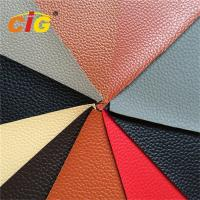 Buy cheap Durable PU PVC Artificial Leather For Sofa / Car Seat / Furniture Upholstery Decorative product