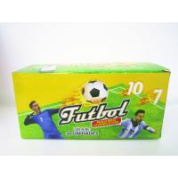 Buy cheap World Cup Multi Fruit Flavor CC Stick Candy With Tattoo Stick And Soccer Whistle from wholesalers