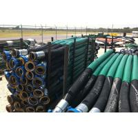 Buy cheap STEEL WIRE SPIRAL HIGH QUALITY HIGH PRESSURE FLEXIBLE OIL FIELD HOSE from wholesalers