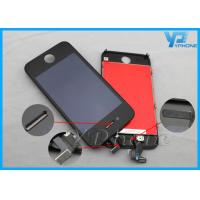 Buy cheap Original Iphone LCD Screen Digitizer Replacement , 16700000 Colors from wholesalers
