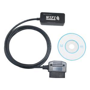 China 67 x 21 x 31mm CD WiFi OBD-II Car Diagnostics Tools for iPad iPhone iPod Touch on sale