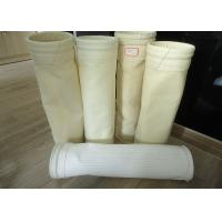 Buy cheap Micron Needle Felt Micron Filter Bags Acrylic Nylon For Dust / Air Filtration from wholesalers