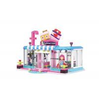 Buy cheap 453 Pcs City Girl Plastic DIY Building Blocks Educational Toys Age 6 Lego Style from wholesalers