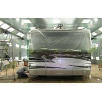 Buy cheap Custom Auto Downdraft Industrial Spray Painting Booths 20000*5000*5000mm from wholesalers