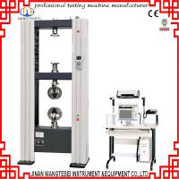 Buy cheap WTD series universal tensile and compression strength testing machine 1000N to 600KN from wholesalers