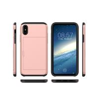 Buy cheap Fashion Appearance Scratch Proof Phone Case , Iphone 8 Phone Cases With Plug In Card from wholesalers