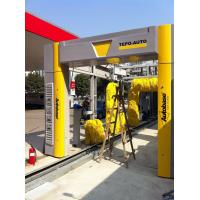 Buy cheap PLC TEPO-AUTO Tunnel Car Wash System Energy Saving With Air Drying from wholesalers