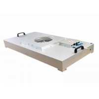 Buy cheap Lightweight Clean Room Ultra Thin Box Fan Filter Unit / FFU With HEPA Filter product