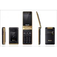 Buy cheap 850mAh Flip Model Mobile Phones with Double screen and Four frequency from wholesalers