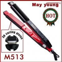Buy cheap Professional LCD hair straightener M513 from wholesalers