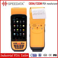 Buy cheap All In One Portable Photo Mobile Thermal Printer Bluetooth Pda Mobile Device from wholesalers