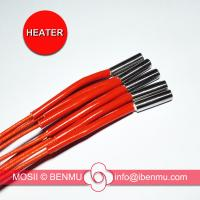 Buy cheap 6*20mm 24V 40W Top quality 3D printer high-density Cartridge Heater PTC Heating Tube with 1 meter cable from wholesalers