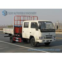 Buy cheap 8M 10M DFAC High Altitude Operation Truck Hydraulic Aerial Cage Truck from wholesalers