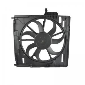 Buy cheap X5 E70 17428618241 17428618240 Car Engine Radiator Cooling Fan 3.0si 4.8i 600W product