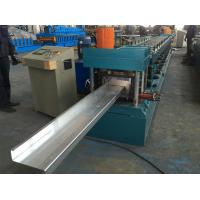 Buy cheap Chain Drive Steel Plate Roll Stand Type Z Purlin Roll Forming Machine from wholesalers