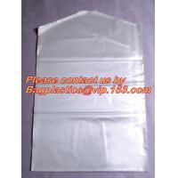 Buy cheap Dry clean perforated clear poly plastic garment/laundry/clothing bags on a roll clothing storage from wholesalers