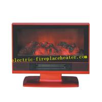 Buy cheap Square TV Model Fireplace Heater 1800w With Adjustable Room Thermostat from wholesalers