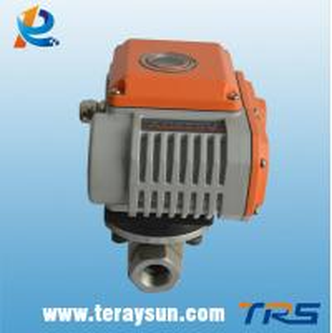 Gas flow control valve quality gas flow control valve for Motorized flow control valve