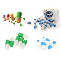 Buy cheap Medicinal Empty Capsule / 25MG Empty Gelatin Capsule for Store Powder from wholesalers