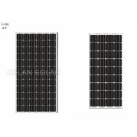 Buy cheap 260 Watt Mono Crystal Solar Panel Aluminium - Alloy Frame With TUV Certificate product