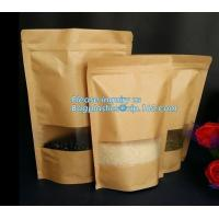 Buy cheap Kraft Paper Bag Fresh Bread Candy Gift Bag 1000 pcs Small Vintage Wedding Treat Bags,Eco-frirendly custom printed paper from wholesalers