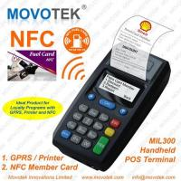 Buy cheap Movotek GPRS Printer for MTN Airtel Zamtel Airtime Topup and Membership card project from wholesalers