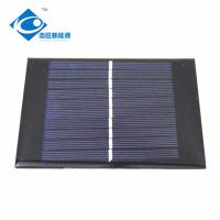 Buy cheap 5V 0.95W cheapest solar panel photovoltaic ZW-10882 Lightweight Silicon Solar PV Module product