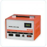Buy cheap servo automatic voltage regulator from wholesalers