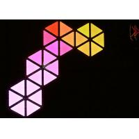Buy cheap Home DIY Triangular Smart LED Panel Light Kit Connected With LED Chips from wholesalers
