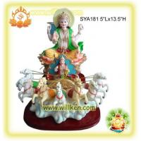 Buy cheap Polyresin Hindu God product