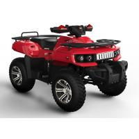 Buy cheap Red Utility ATV CVT With Offroad Tire Or Road Tire , Hydraulic Brake from wholesalers