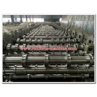 Buy cheap Double Deck Corrugated Metal Roof & Wall Cladding Panel Roll Forming Machine, Rollforming Line from wholesalers