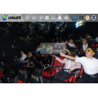 Buy cheap 5D Theater For Electronic Motion Control System In Theme Parks from wholesalers