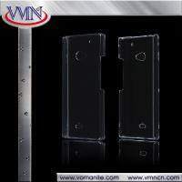 Buy cheap Hard plastic pc case for Sharp Aquos Crystal 2 403sh cell phone hard PC case for 403sh from wholesalers