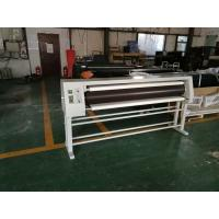 Buy cheap Big size automatic hot stamping heat press roll machine from wholesalers