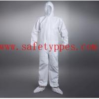 Buy cheap white painters overalls, lab coats for sale, white painters coveralls safety coveralls from wholesalers