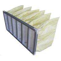Buy cheap High Efficiency Industrial HEPA Filter G4 G5 Premium Performance And Construction from wholesalers
