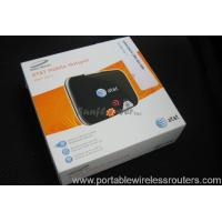 Buy cheap Notebook Novatel Mifi2372 3g pocket wireless router plug and play from wholesalers
