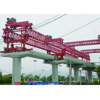 Buy cheap Beam Launcher for large bridge,highways and overpass Launching Gantry Crane from wholesalers