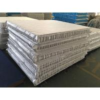 Buy cheap High Carbon Steel Wire Mattress Pocket Spring Unit With Compressed / Rolled Packing product